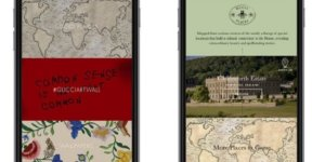 Gucci Launches Mobile Travel App