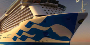 Luxury Liner Majestic Princess is Tailored for Shanghai's Elite