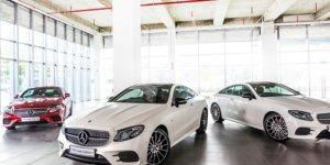 First Look: Mercedes-Benz E Class Coupé