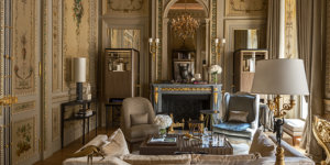 Hotel de Crillon Reveals Breathtaking Makeover