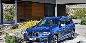 The New BMW X3 Unveils Revolutionary Upgrades