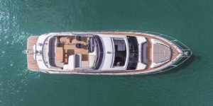 The S60 From Princess Yachts Is Ready To Hit Southeast Asian Waters