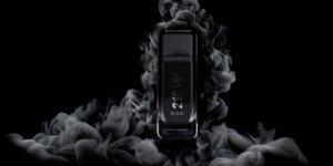 Latest Fragrance by Carolina Herrera: 212 VIP Black For Men