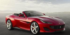 Meet the Ferrari Portofino, the New V8 Prancing Horse