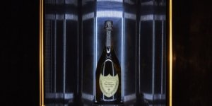 The World's First and Only Dom Perignon Vending Machine is in Vue De Monde, Melbourne