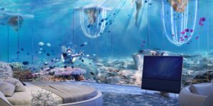 The Floating Venice in Dubai Will be the World's First Underwater Luxury Resort