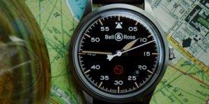 Good Old Times: Bell & Ross Vintage BR V1-92 Military