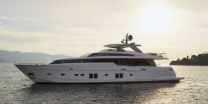 The Sanlorenzo SL104 M/Y INDIGO Joins Simpson Marine's Fleet in Southeast Asian Waters