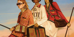 """[GALLERY]: Preview Gucci's Visually Stunning """"Utopian Fantasy"""" Spring/Summer 2018 Ad Campaign"""
