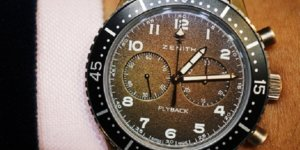 Zenith Pilot Cronometro Tipo CP-2 Flyback – Once Limited Edition, Now Series Production