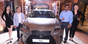 """Lexus Re-Introduces the RX 350L and NX 300 as Part of Their """"Experience Amazing"""" Campaign"""