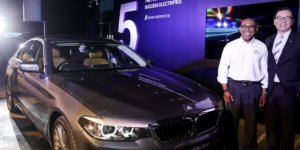 The First-Ever BMW 5 Series Hybrid with eDrive Technology Will Make You Want to be More Eco-Friendly