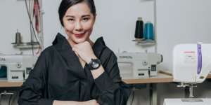 Fashion Designer Pearly Wong Lends a Helping Hand to Women Refugees