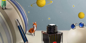 Montblanc Meisterstück meets Le Petit Prince for new collection