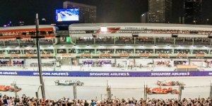 Five Things We Love About Formula 1 Singapore Grand Prix