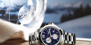 Longines introduces The Conquest Chronograph by Mikaela Shiffrin