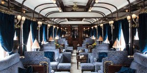 These luxury trains are an alternative to business class travel