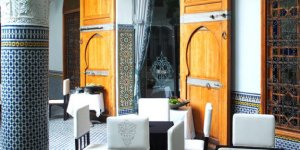 Live Inside A Piece Of Moroccan History At The Palais Amani