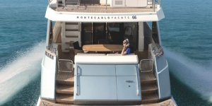 MCY 66 Continues Monte Carlo Yachts' Second Chapter