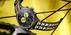 Tissot introduces Chrono XL Tour de France