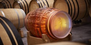 Lalique Creates World's First Translucent Wine Barrel