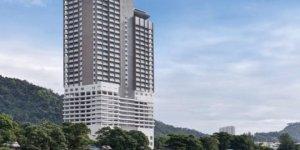 Best beachfront resort idea at Lexis Suites Penang