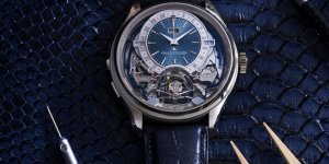 The Time Of The Gyrotourbillon: Jaeger-LeCoultre's astounding novelties