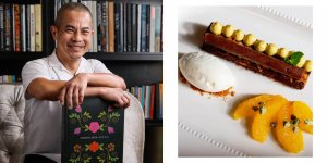 REVIEW: Chef Wai at The Library presents new seasonal menu
