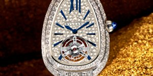 Bvlgari Serpenti Seduttori Tourbillon debuts at LVMH Watch Week Dubai 2020