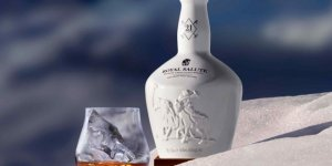 Royal Salute unveils its latest 21-year-old Snow Polo Whiskey
