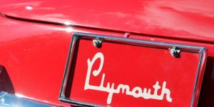 One-of-a-Kind 1954 Plymouth Belmont Concept Car Goes on Sale