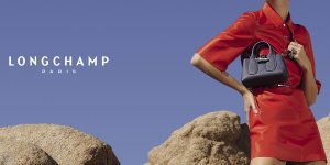 From Dawn to Dusk: Kendall Jenner is back for Longchamp Spring 2020