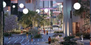 Toyota Constructs Japan's First Sustainable City of The Future