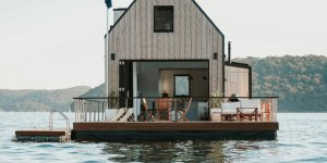Ø1 Copenhagen Islands and Sydney Lilypad Villas are the new luxury for social distancing