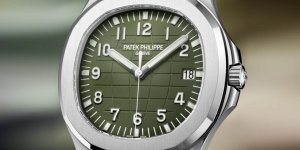 Elevated Cool: Introducing the Patek Philippe Aquanaut Ref. 5168G with Khaki Green Dial