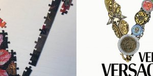 Versace launches the #VeryVersace Challenge