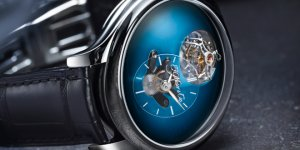 H. Moser × MB&F Endeavour Cylindrical Tourbillon shows that Solidarity is the bulwark in adversity