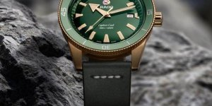 High Time For Summer: Rado Captain Cook Bronze Automatic
