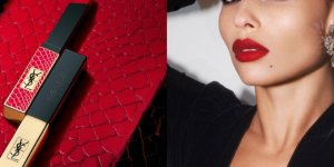Walk on the wild side with YSL Beauty feat. Zoë Kravitz and Edie Campbell