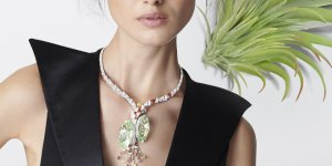 New Cartier SurNaturel High Jewellery Collection inspired by Nature