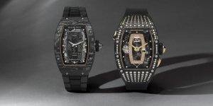 Richard Mille dedicates the perfect women's timepieces