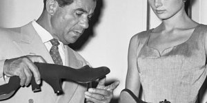 Salvatore Ferragamo 'The Shoemaker of Dreams' Set To Air At The Venice Film Festival
