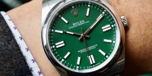 New Rolex Oyster Perpetual 36 Displays Growing Boldness