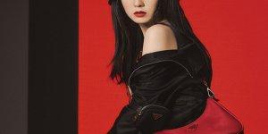 Prada Announces All-New Brand Ambassadors, Irene Bae and Chanyeol Park