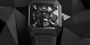 Bell & Ross BR01 Cyber Skull extends the watchmaking into the World of Art