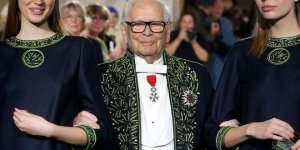 Italian-French Designer Pierre Cardin Has Passed Away At The Age Of 98
