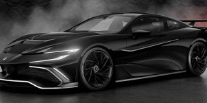 The All-New Naran Automotive HyperCar is Whatever You Want It To Be