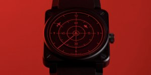 Bell & Ross breaks the mold with BR 03-92 Red Radar Ceramic