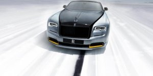 Rolls-Royce Landspeed Collection celebrates the forgotten record holder