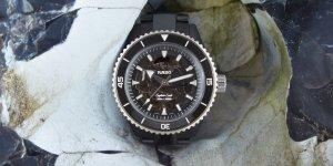 Rado Captain Cook High-Tech Ceramic, the avant-garde juggernaut of watches